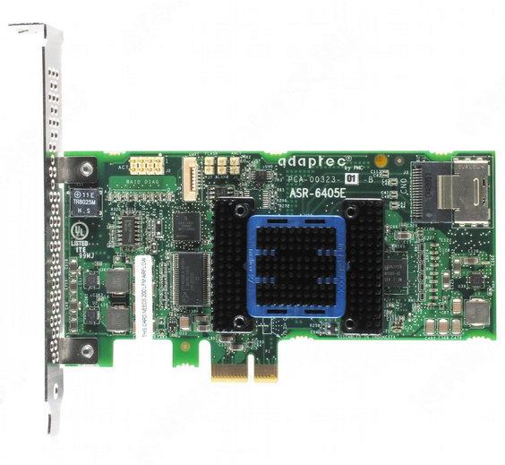 Контроллер Adaptec ASR-6405E (SAS / SATA), OEM