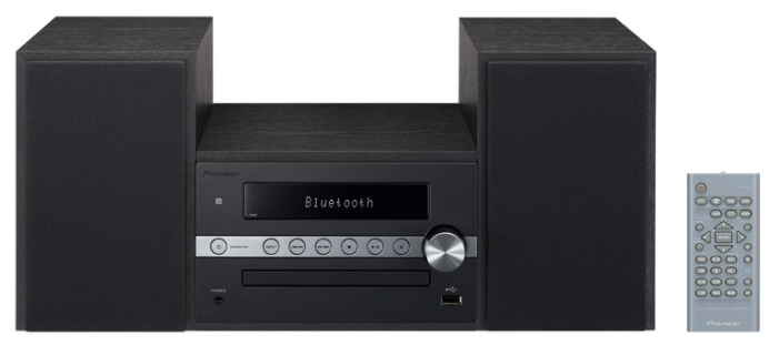 Музыкальный центр Pioneer X-CM56-B, black X-CM56-B, черный