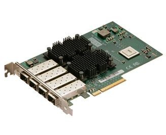 IBM 1Gb iSCSI 4 Port Host Interface Card (00L4584) - ; PCI-E