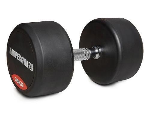 Harper Gym NT150E, 38 кг, black