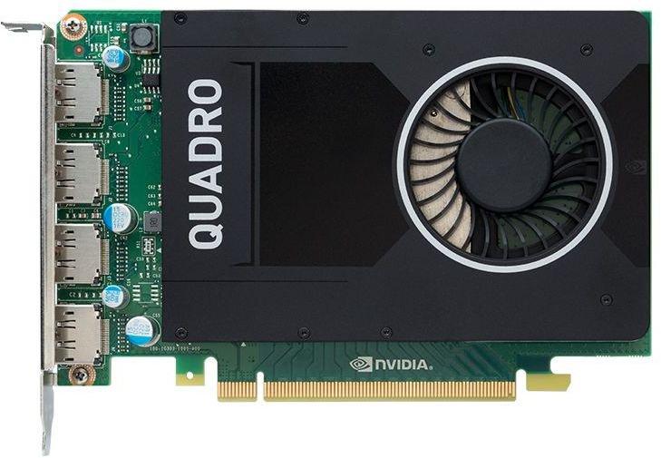 Видеокарта DELL Quadro M2000 490-BDER (4Gb GDDR5 4xDP)