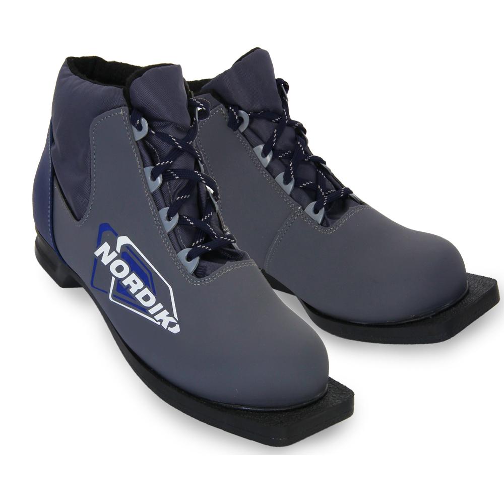 Ботинки лыжные Nordik синт (NN75) (34)