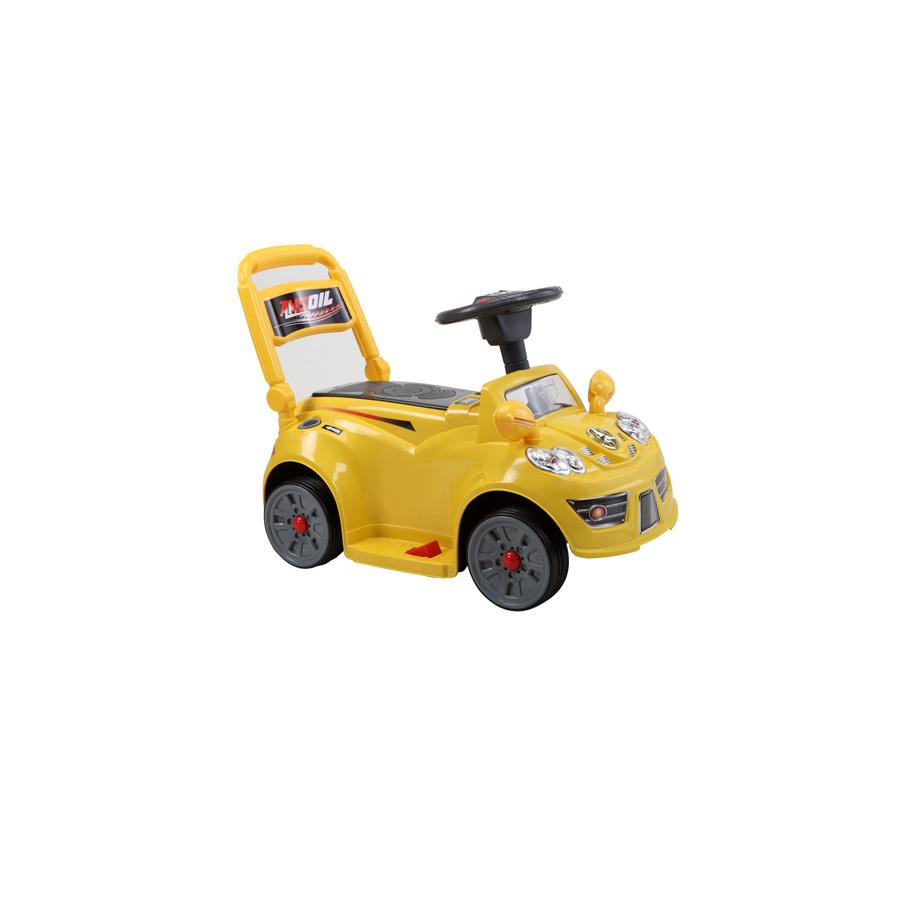 JIAJIA Электроминикар B21 Желтый