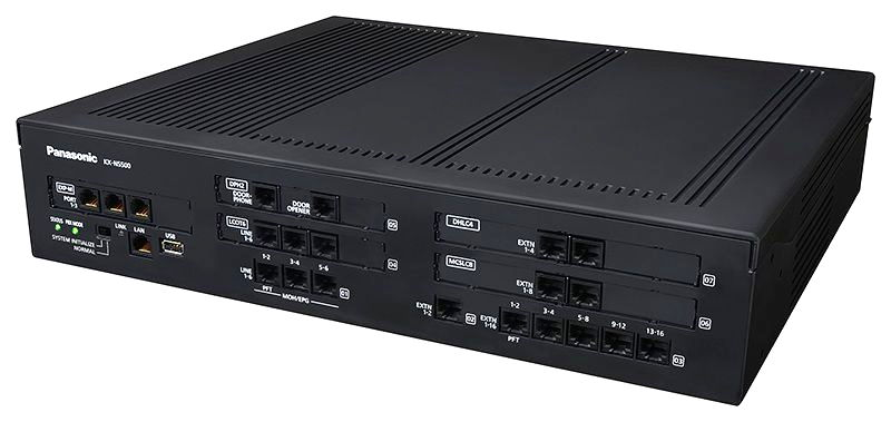 Мини-АТС Panasonic KX-NS500 RU KX-NS500RU