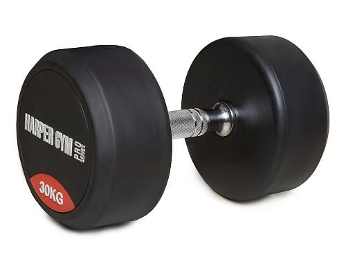 Harper Gym NT150E, 30 кг, black