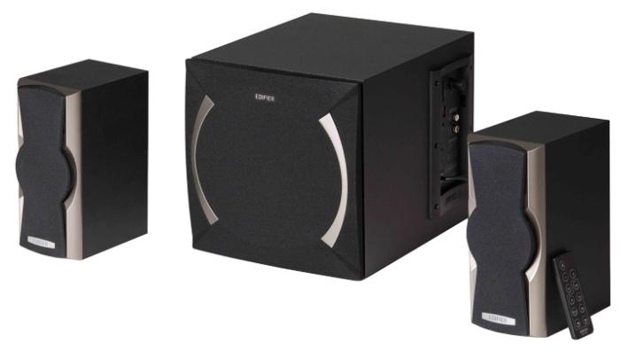 Акустическая система Edifier XM6PF, Black XM6PF BLACK