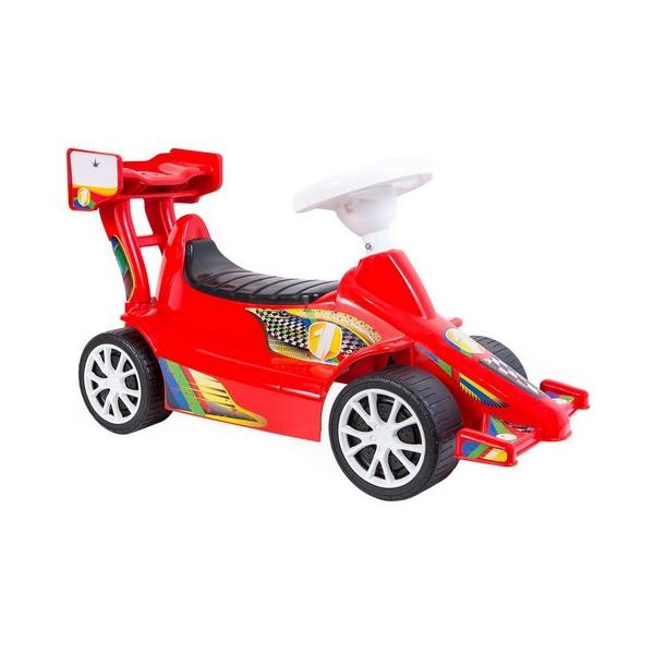 RT Super Sport 1 Красная - от 10 месяцев; макс.нагрузка 25 кг; материал(ы) высококачественный пластик