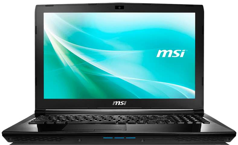 MSI CX62 6QD (9S7-16J622-090) - (Core i3 6100U 2300 МГц. Экран 15.6 дюймов, 1366x768, широкоформатный. ОЗУ 8 Гб DDR4 2133 МГц. Накопители HDD 750 Гб; DVD-RW, внутренний. GPU NVIDIA GeForce 940M. ОС Windows 10)
