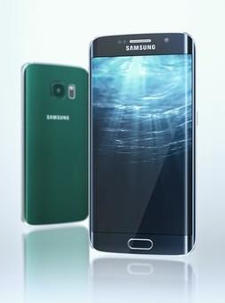 Samsung Galaxy S6 Edge 64Gb, White - (Android 5.0; GSM 900/1800/1900, 3G, 4G LTE, LTE-A Cat. 6; SIM-карт 1 (nano SIM); Samsung Exynos 7420; RAM 3 Гб; ROM 64 Гб; 2600 мАч; 16 млн пикс., светодиодная вспышка; есть, 5 млн пикс.; датчики - освещенности, приближения, гироскоп, компас, барометр, считывание отпечатка пальца)