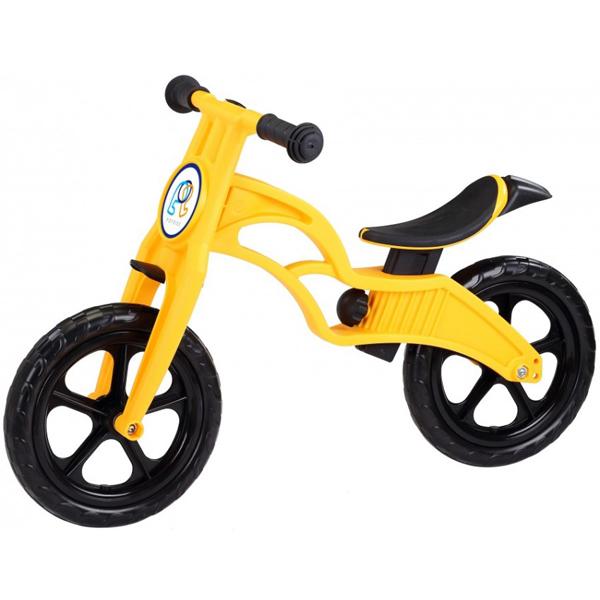 Беговел Pop Bike Sprint yellow
