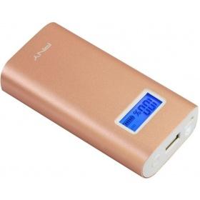 Аккумуляторная батарея PNY PowerPack AD5200 Rose Gold (5200 мАч) P-B5200-4GP01-RB