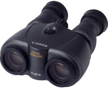 Бинокль Canon 8x25 IS black 7562A019