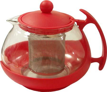 Чайник заварочный Irit KTZ-075-005, red