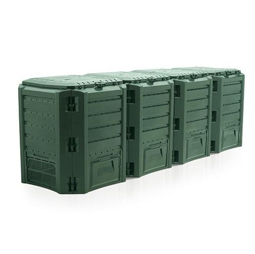 Компостер Prosperplast Module 1600 л, зеленый IKSM1600Z-G851