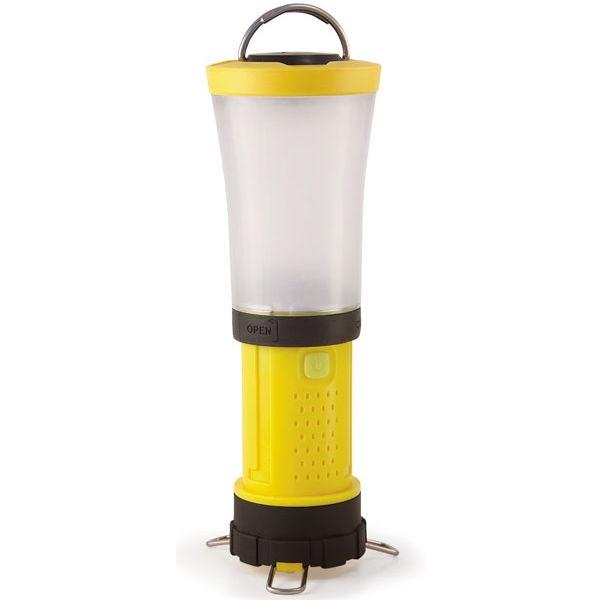 Фонарь Яркий луч X5 SPUTNIK [4606400609797], Yellow