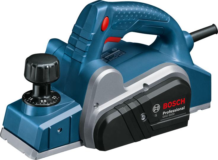 Рубанок Bosch GHO 6500 [0601596000]
