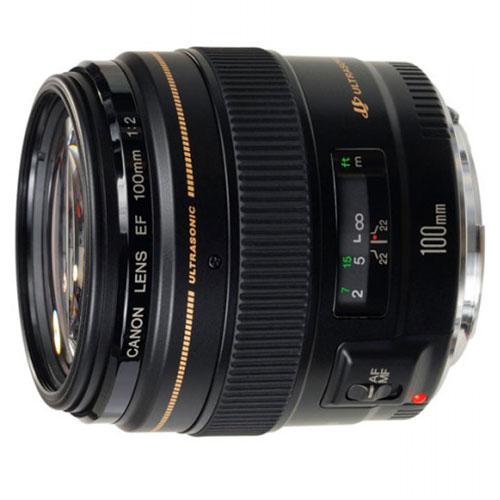 Фотообъектив Canon EF 100mm f/2.0 USM (2518A012)