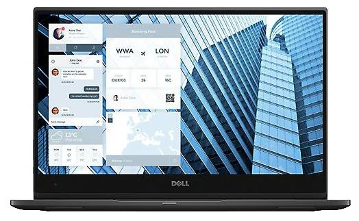 DELL LATITUDE 7370-4943, Black - (Intel Core m7 6Y75 1200 МГц. Экран 13.3 дюймов, 1920x1080, широкоформатный. ОЗУ 8 Гб LPDDR3 1600 МГц. Накопители SSD 256 Гб; DVD нет. GPU Intel HD Graphics 515. ОС MS Windows 7 Professional (64 бит) • возможность обновления до Windows 10 Professional (64-bit))