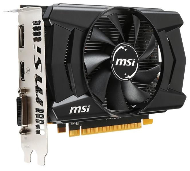 ���������� MSI Radeon R7 360 2048Mb R7 360 2GD5 OCV1