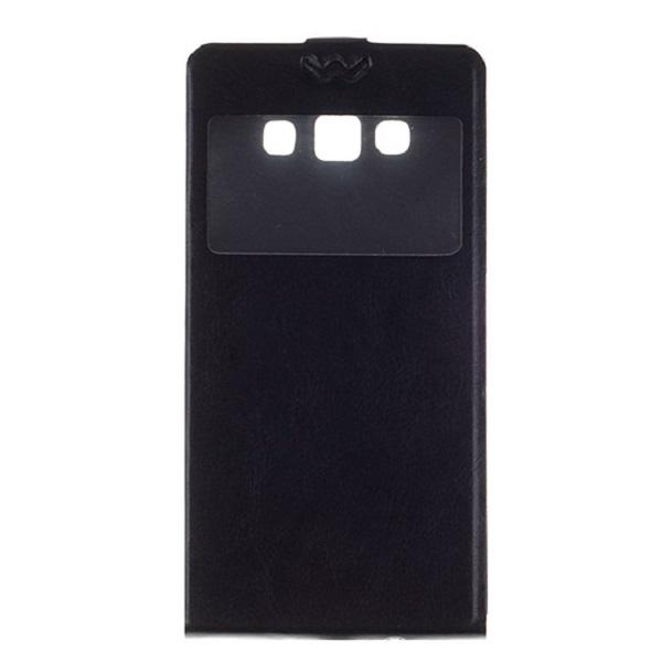 Чехол Skinbox для Samsung Galaxy J5 (2016) серия Slim (black)