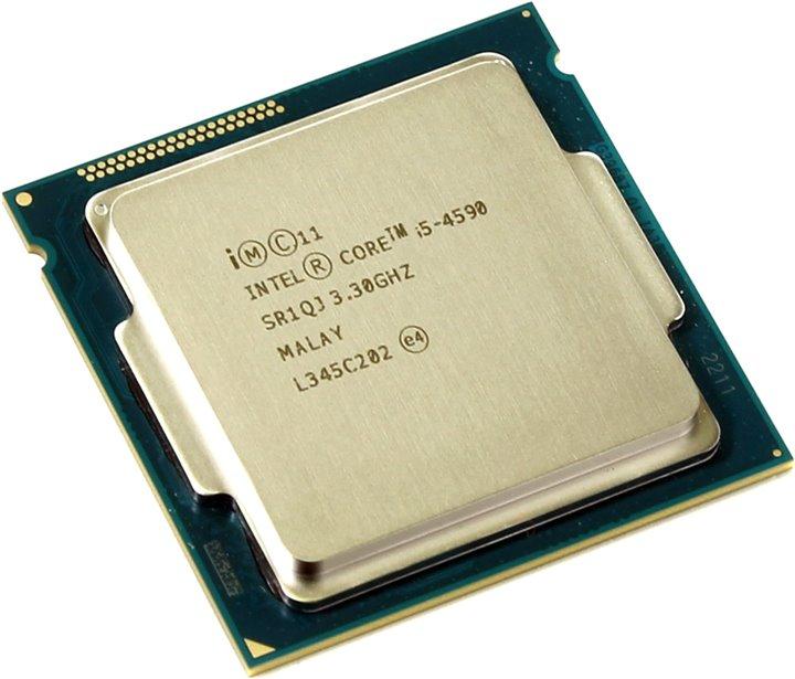 ��������� Intel Core i5-4590 Haswell (3300MHz, LGA1150, L3 6144Kb), OEM