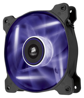 Процессорный кулер Corsair CO-9050033-WW SP120 LED Purp 120mm Fan (2шт)