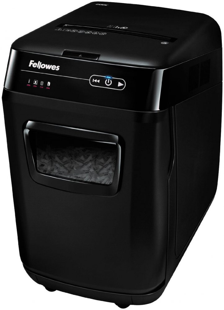 Уничтожитель бумаг Fellowes AutoMax 200C FS-46536