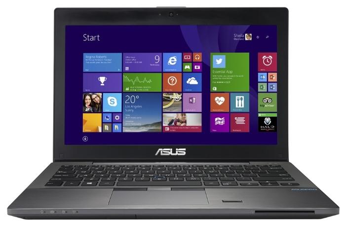 ASUS Pro Advanced BU201LA (90NB05V1-M01120) - (Core i7 4510U 2000 МГц. Экран 12.5 дюймов, 1920x1080, широкоформатный. ОЗУ 8 Гб DDR3L 1600 МГц. Накопители SSD 256 Гб; DVD нет. GPU Intel HD Graphics 4400. ОС Win 8 64)