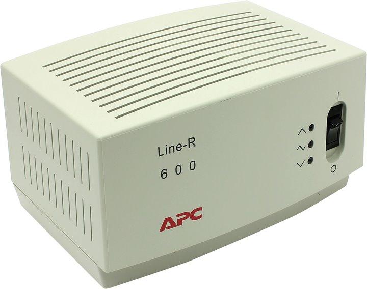 Стабилизатор напряжения APC by Schneider Electric Line-R LE600i
