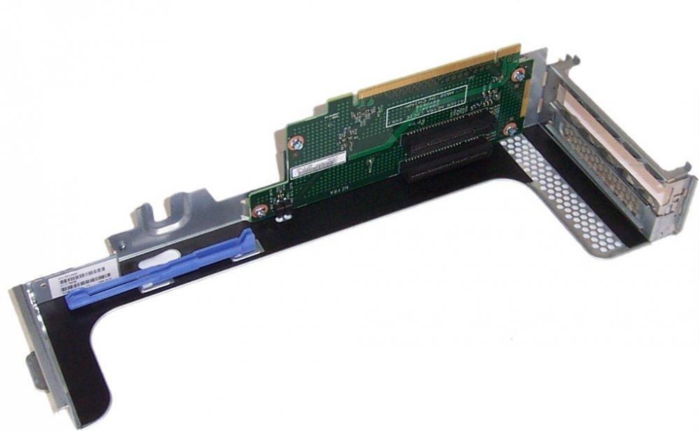 Lenovo System x3650 M5 PCIe Riser 1 (2 x8 FH/FL + 1 x8 ML2 Slots) (00KA519) - ; PCI-E; снаружи 2 x8 FH/FL + 1 x8 ML2