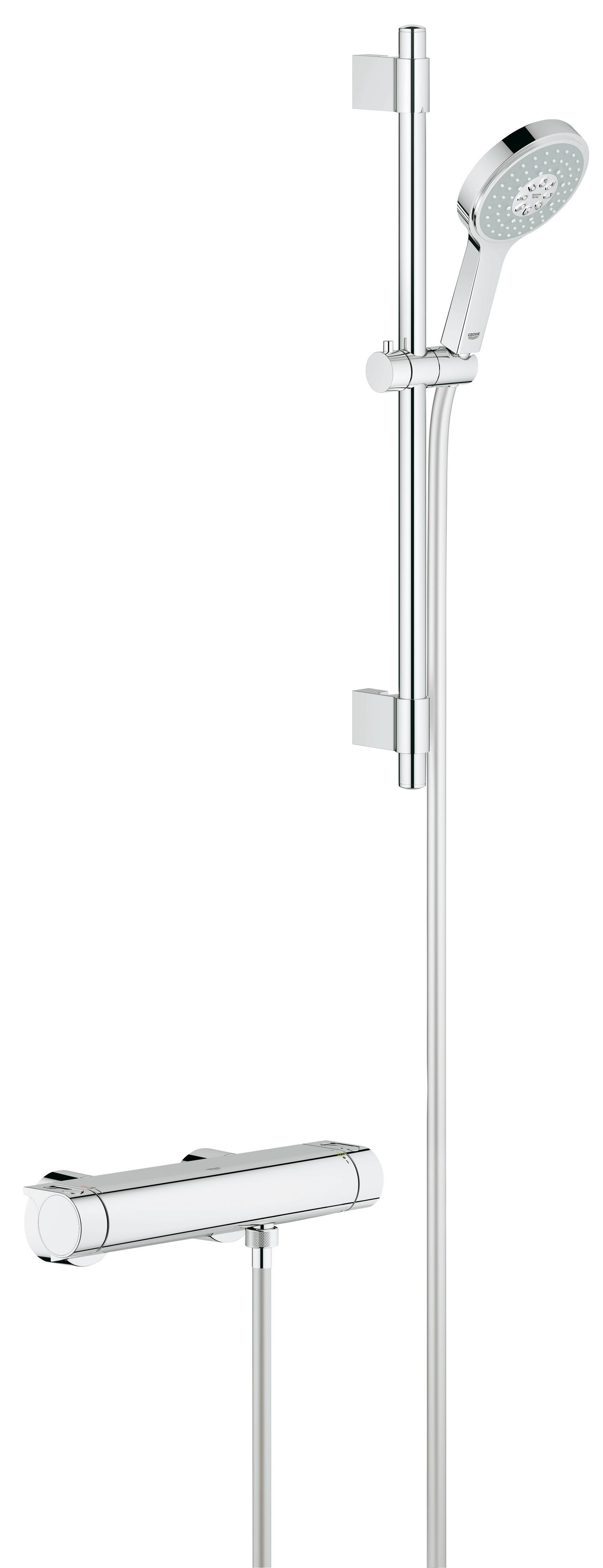 Grohe 34281001 Grohtherm 2000 � ������� ����������, ����