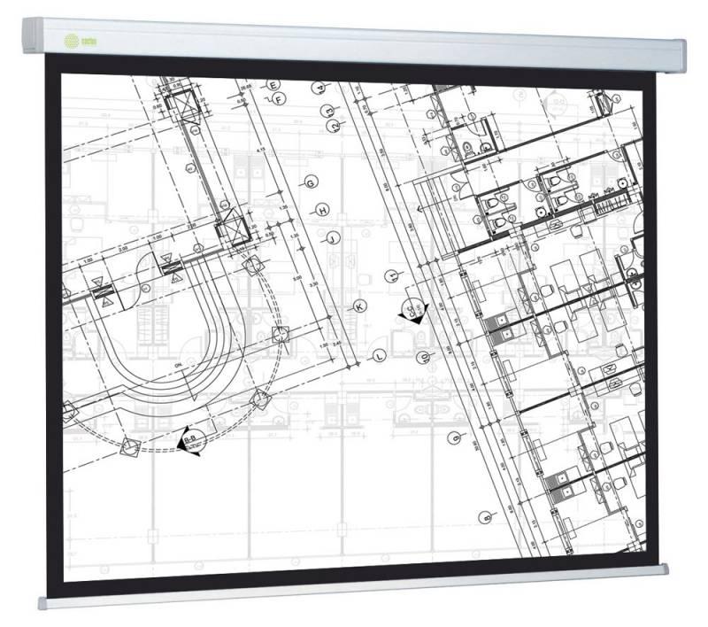 Экран для проектора Cactus CS-PSW-104x186 Wallscreen (16:9)