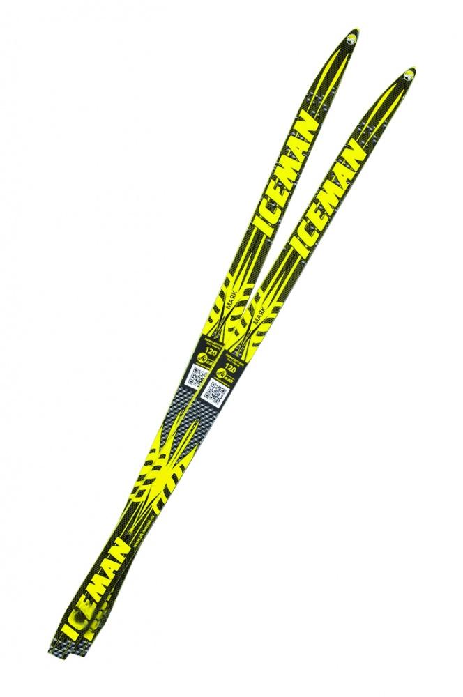 Лыжи беговые деревянные детские Iceman (100)