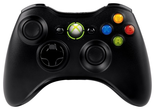 ������� Microsoft Xbox 360 Wireless Controller for Windows NSF-00002