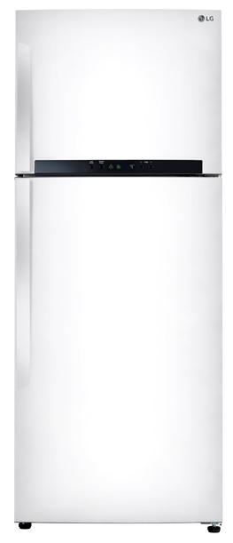 LG GC-M432HQHL - (холодильник, 410 л (клим.класс T), компрессоров 1, камер 2, дверей 2. Хол-ник 295 л (разм. No Frost). Мор-ник 115 л (разм. No Frost). ШГВ 70x73x168 см. Дисплей есть. Управление электронное. Энергопотр-е класс A+ (308 кВтч/год).)