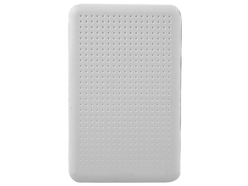 Корпус для жесткого диска AgeStar SUB2O7, miniUSB 2.0, 2.5'', White SUB207 White