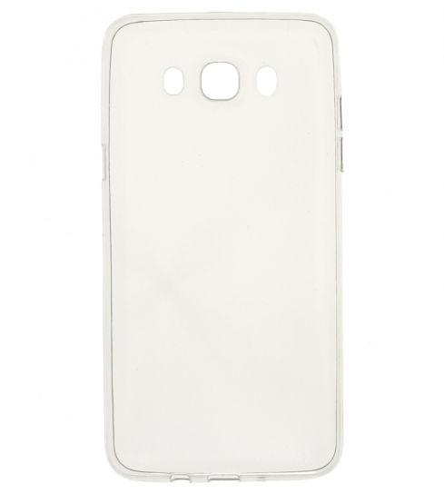 Чехол-накладка для Samsung Galaxy J7 2016 (0.5 мм), Clear gloss