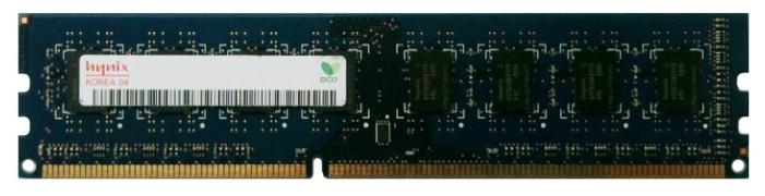 Оперативная память Hynix HMT451U6BFR8A-PBN0 (4 Gb, DDR3L DIMM, 1600 MHz)