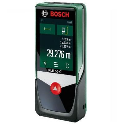 Дальномер Bosch PLR 50 C [0603672220]