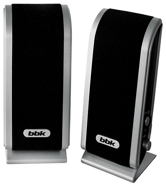 BBK CA-192S 2.0 Black/silver