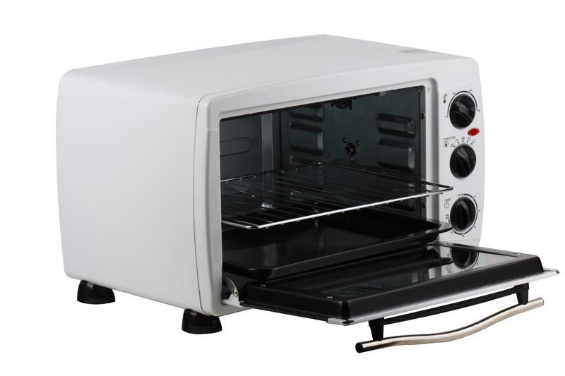 Мини-печь Tesler EOG-2300, white EOG-2300 WHITE