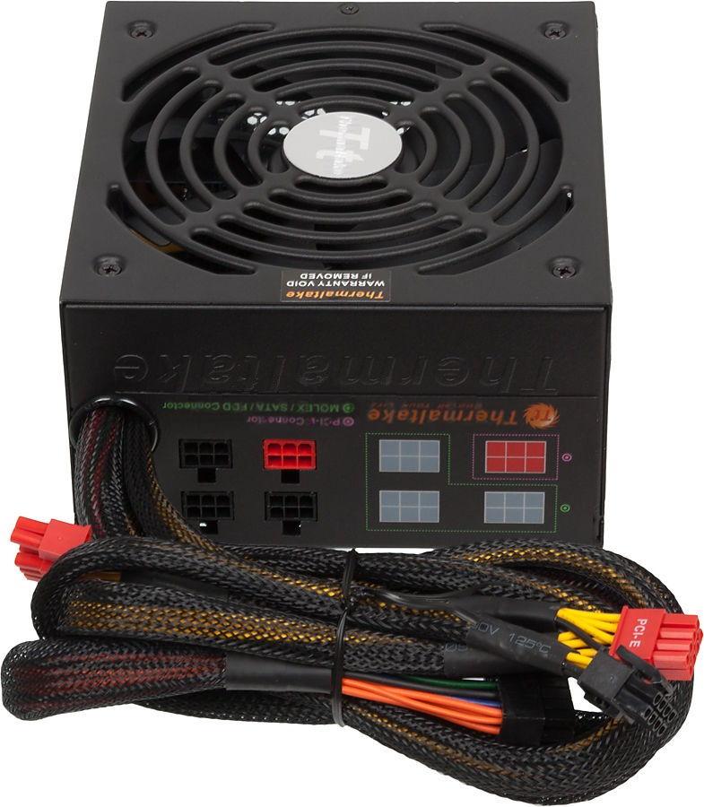 Блок питания Thermaltake Toughpower TRX-650MPCEU-A (650 Вт)