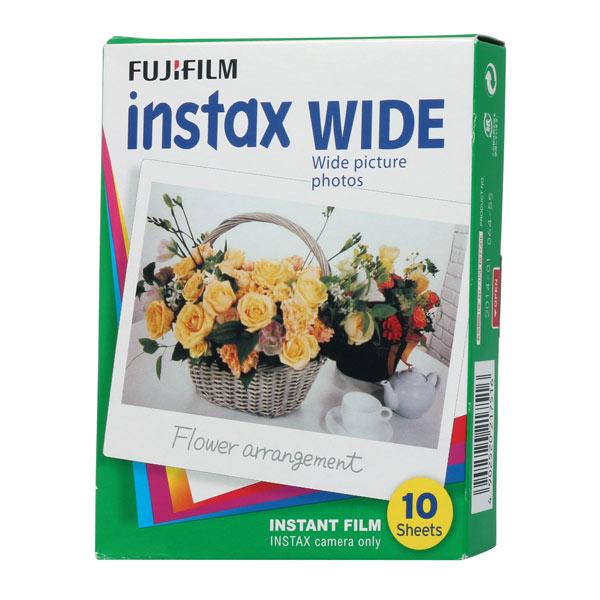 Картридж Fujifilm Instax Wide Glossy 10/PK 16385983