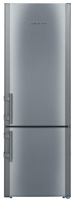 Холодильник Liebherr CUef 2811-20, с нижней морозильной камерой