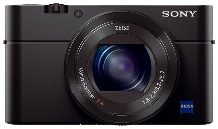 ����������� Sony Cyber-shot DSC-RX100M3, black DSCRX100M3.RU3