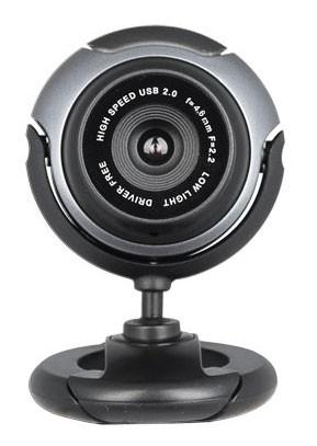 Веб-камера A4 PK-710G Black