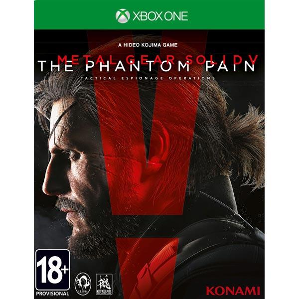 ���� Metal Gear Solid V:The Phantom Pain Xbox One