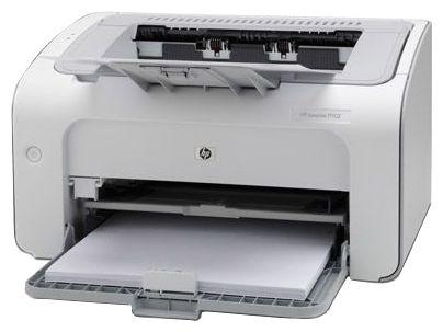 Принтер HP LaserJet Pro P1102 RU CE651A#ACB
