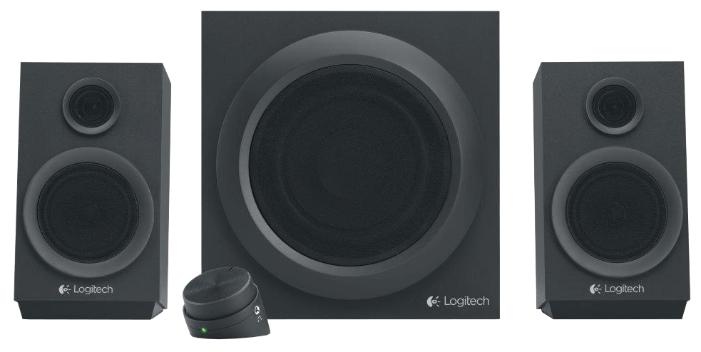 Колонки Logitech Z333 2.1 Black 980-001202