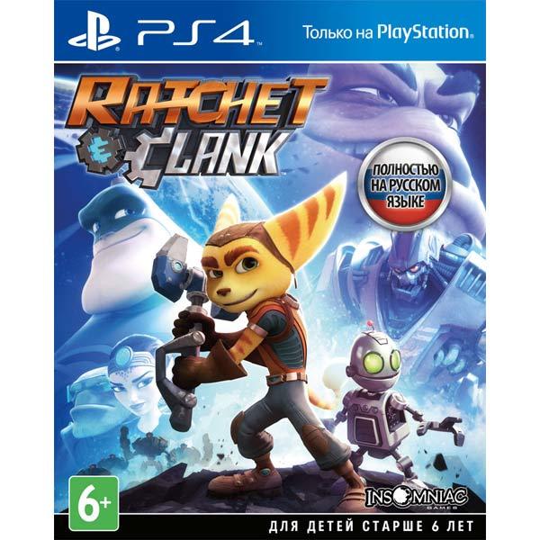 Игра Ratchet & Clank